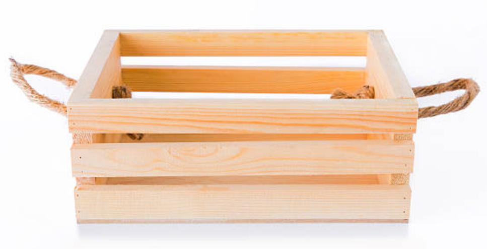 cajas de madera para regalar. Lotesycestas.es